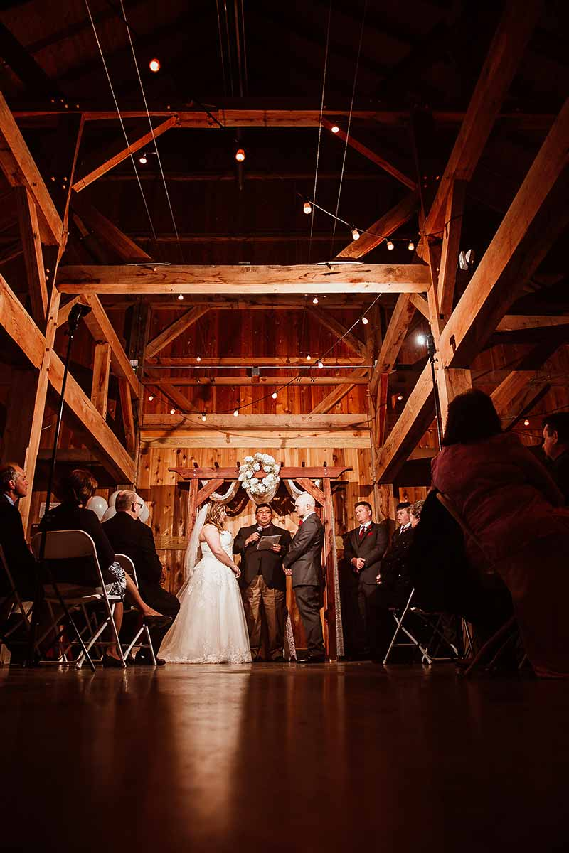 Plan your Wedding at the Barn at Kill Creek Farm